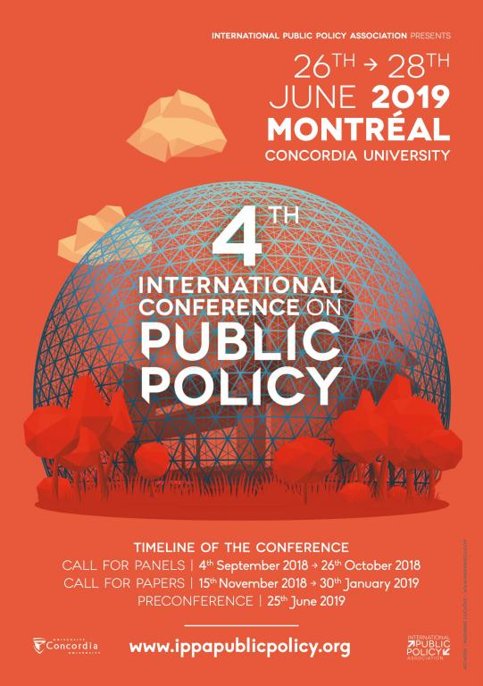 IPPA - International Conference on Public Policy 4